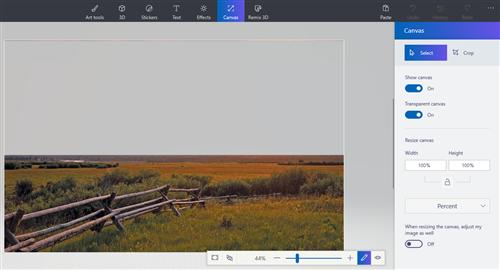 Как сделать изображения и текст прозрачными в MS Paint - Вокруг-Дом - 2021